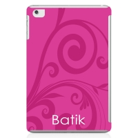 Mod Magenta Personalized iPad Mini Case