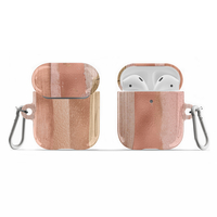 Brush Strokes Full Color Apple AirPods Case