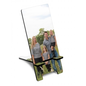Photo Personalized Phone Stand, Upload Your Photo Personalized Phone Stand