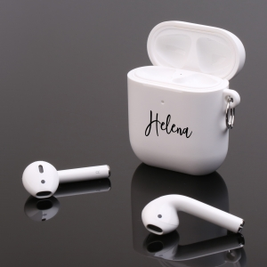 Personalized Name Apple AirPods Case